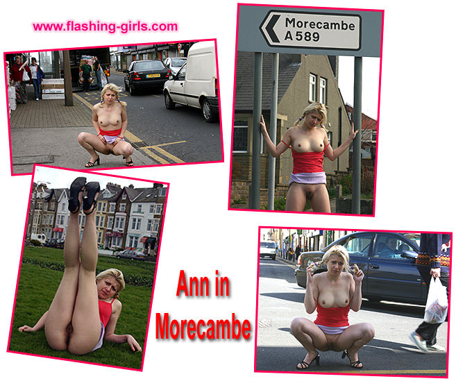 nude in public and flashing in england