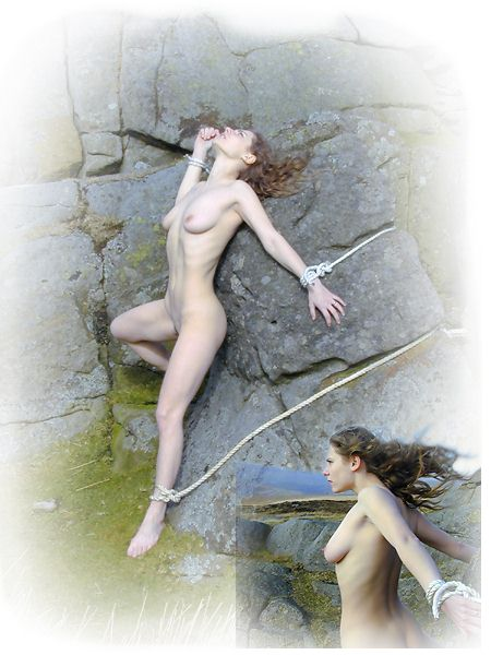 You are Nude girls outdoor bondage can recommend