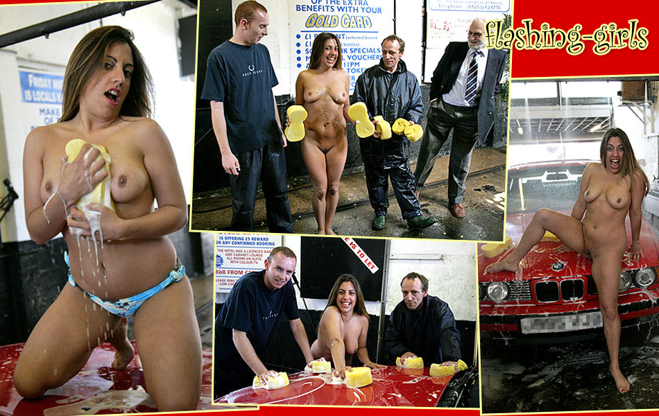 Girls at work nude